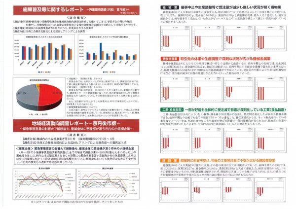地域経済動向調査レポート 02
